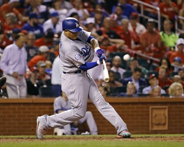 Machado remolca 3; Dodgers se imponen a Cardenales