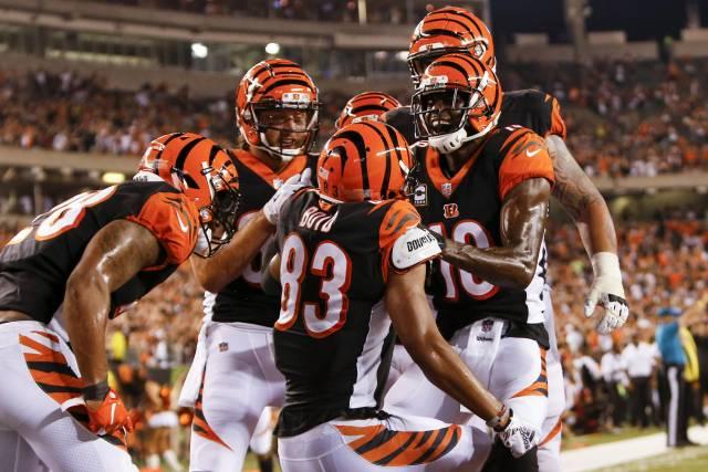 Dalton lanza 4 pases de anotación; Bengals vencen a Ravens