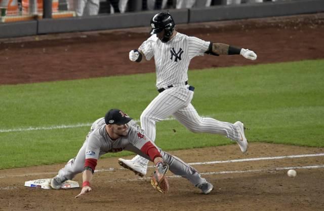 Medias Rojas liquidan a NY en 4 juegos, se citan con Astros