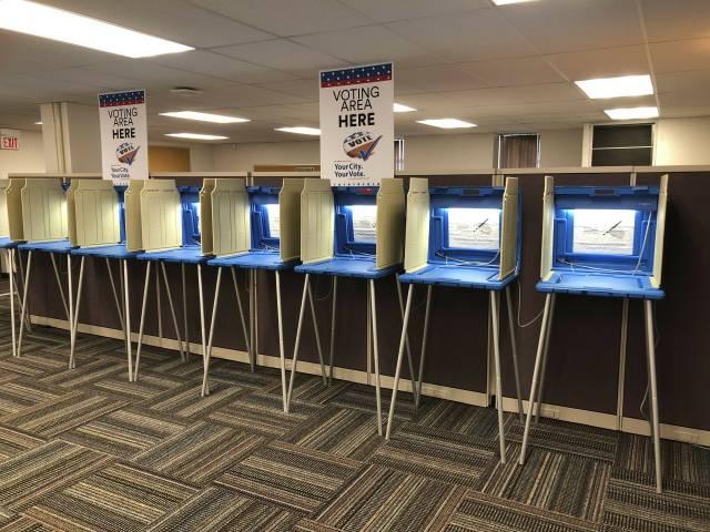 Encuesta: votantes de EEUU temen por la seguridad electoral