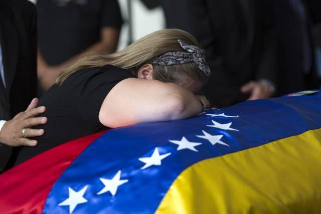 EEUU ve participación de Venezuela en muerte de activista