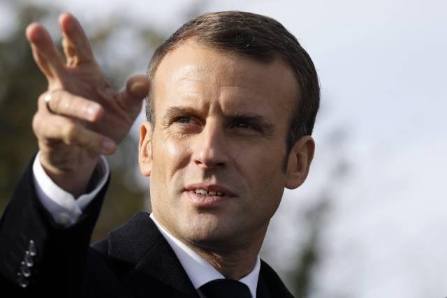Seis detenidos en presunto complot contra presidente Macron