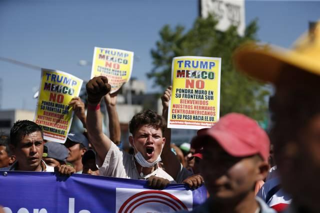 EEUU: Aumenta el rechazo a presencia militar en la frontera