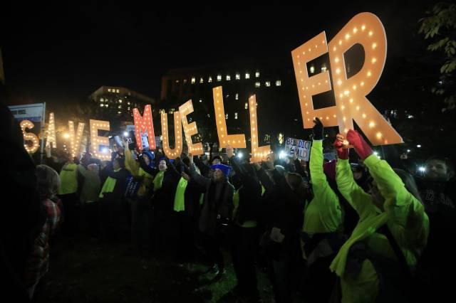 EEUU: Cientos exigen proteger pesquisa sobre injerencia rusa