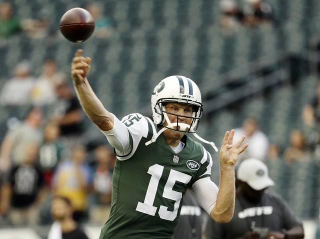 Jets: McCown reemplazará al lesionado Darnold ante Bills