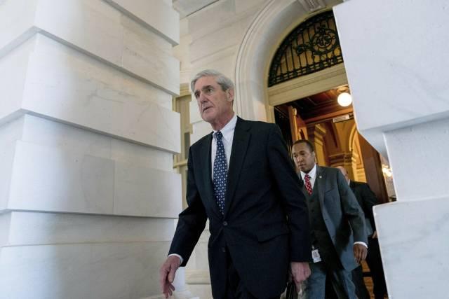 Casa Blanca se prepara para el próximo paso de Mueller