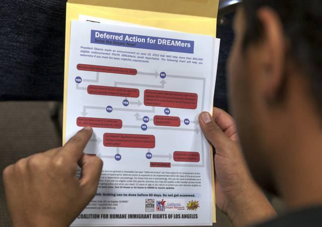 Corte de EEUU impide a Trump cancelación inmediata del DACA