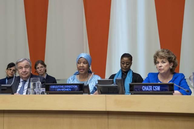 ONU Mujeres: revolución tecnológica debe ayudar a mujeres