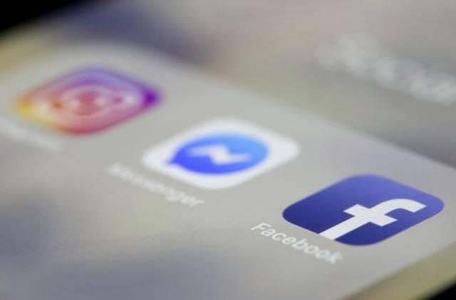 Facebook e Instagram sufren caída durante horas