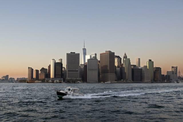 Nueva York planea extensi?n de línea costera