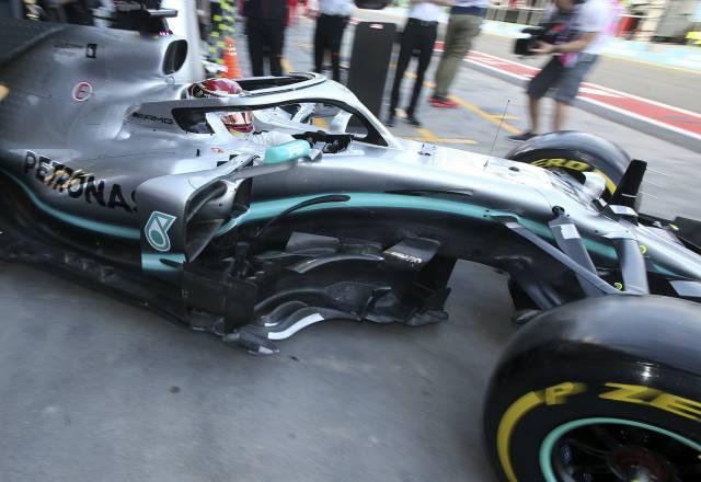 Hamilton y Bottas, los más rápidos en el GP de Australia