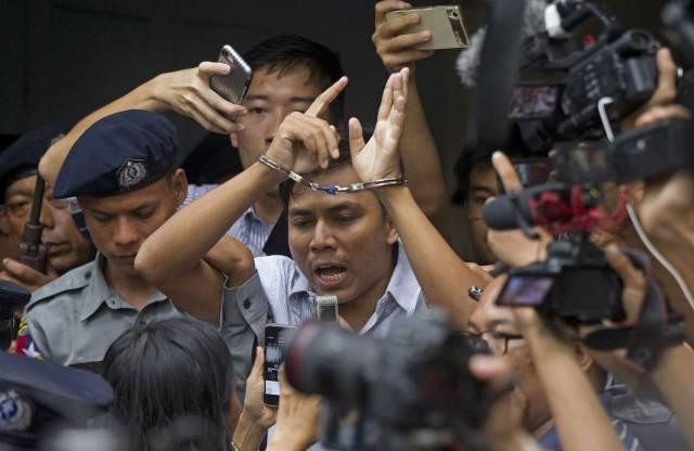 Agencias y diarios denuncian las amenazas que vive la prensa