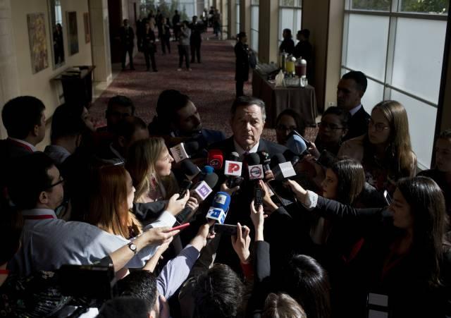 Grupo de Lima pide más sanciones a gobierno venezolano