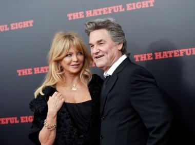 Goldie Hawn revela la clave de su romance con Kurt Russell