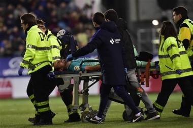 Sergio Busquets es baja en Barcelona por lesión de tobillo