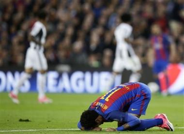 Barcelona apela al TAD para tener a Neymar en el clásico