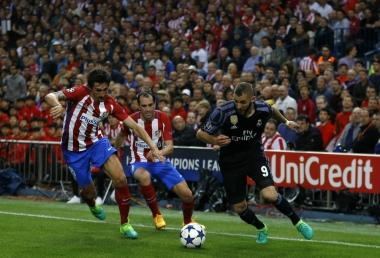 Joya de Benzema pone a Real Madrid en final de la Champions