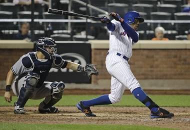 Dodgers adquieren a Granderson en canje con Mets