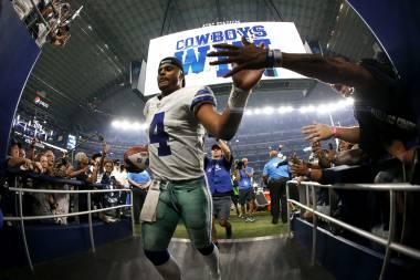 Elliott y los Cowboys visitan a unos aguerridos Broncos