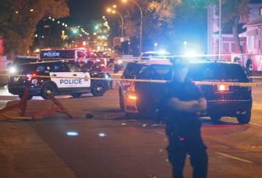 Ataque terrorista fue obra de un solo agresor en Canadá
