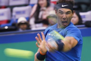 Nadal , Federer y Del Potro avanzan a semis en Shangai