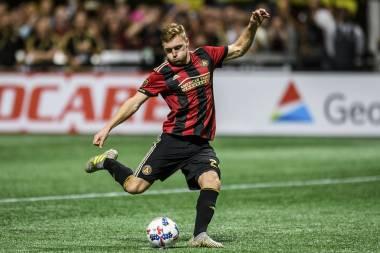 Julian Gressel, de Atlanta, es el Novato del Año en la MLS