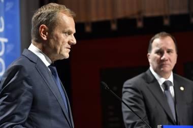 Líder de Consejo Europeo critica gobierno polaco