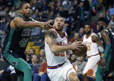 NBA: Irving anota 19 y Celtics vencen a Suns
