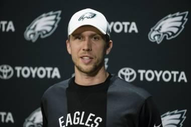 Foles aprovecha semana de descanso con Eagles