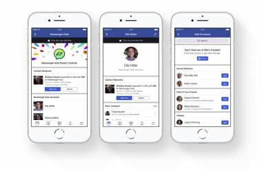 Expertos critican aplicación de Facebook para niños