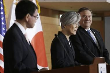 EEUU busca aplacar a aliados en Asia tras cumbre con Kim