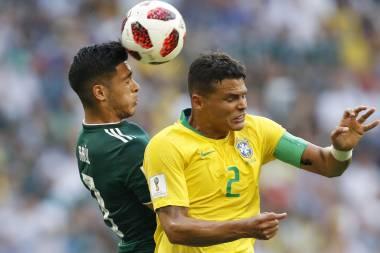 El ???Monstruo??? Thiago Silva recupera su esplendor en Rusia