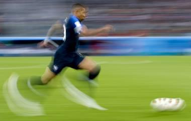 De joven Mbappé a veterano arquero, hay récords en Mundial