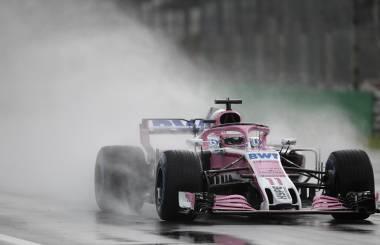 F1: Vettel, el más rápido en 2da práctica para GP de Italia