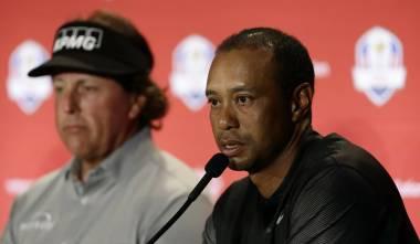 Tiger Woods vuelve a la Copa Ryder, como wild card