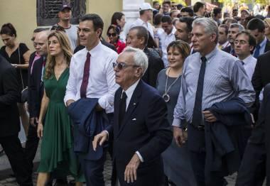 Jefe de gobierno español en Cuba: seguiremos invirtiendo