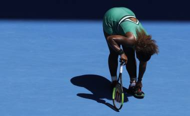 Australia: Serena cae en cuartos, Pouille sorprende a Raonic