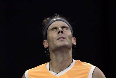 Nadal asimila la derrota ante Djokovic en final de Australia