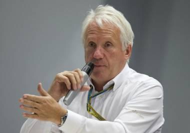 Fallece el director de la F1 Charlie Whiting