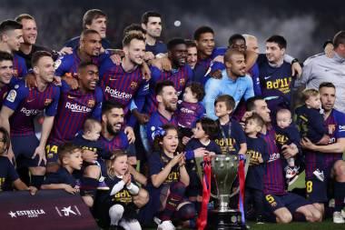 Con Messi en su esplendor, Barcelona no tuvo rival