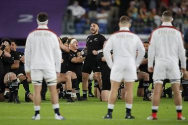 Rugby: Inglaterra tumba a los All Blacks y está en la final